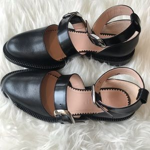 Inch2 Camden Women Double Monk Strap BOOTS Size EU 42 US 10